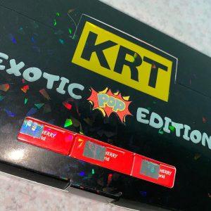 KRT Exotic Pop Edition